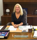 Sharon at GMX Corporate Headquarters